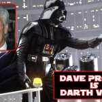 David Prowse is Darth Vader graphic