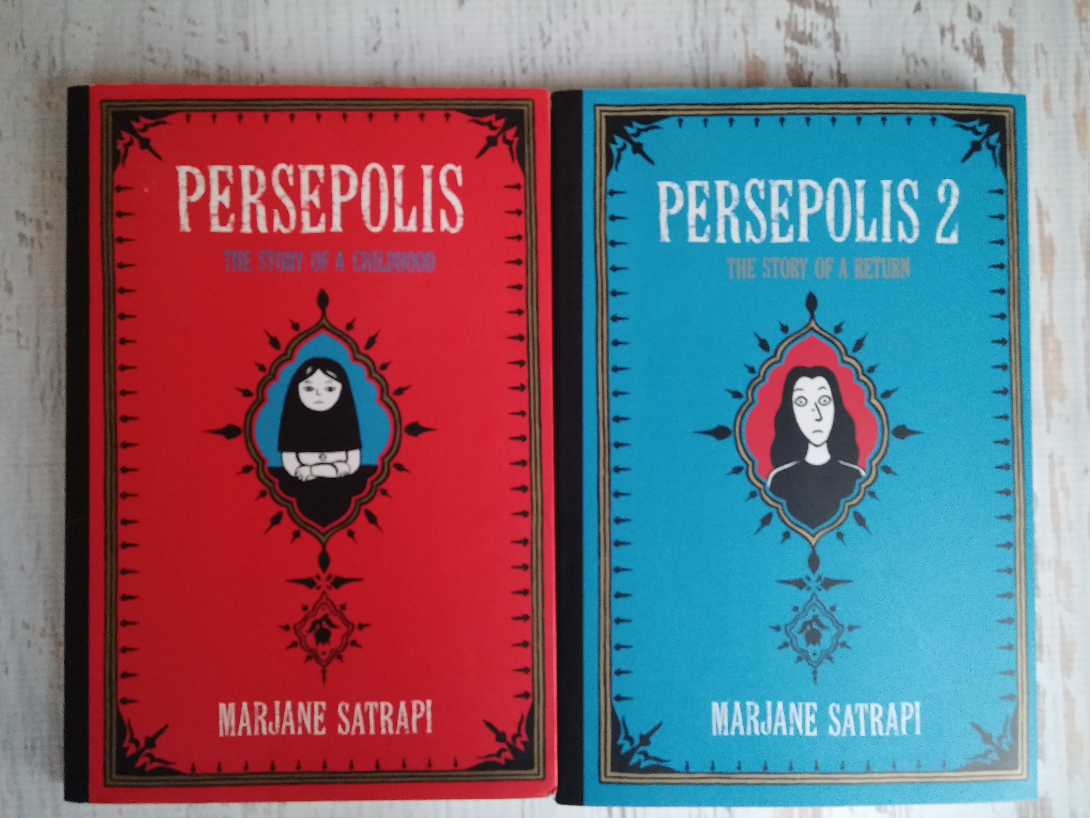 review paper on persepolis Persepolis essay questions  persepolis, written by marjane satrapi, is a graphic novel that tells the story of marjane when she was a young girl living in tehran, iran the novel takes place.