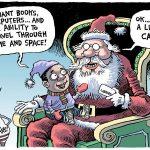 library-santa