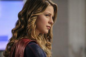 Melissa Benoist as Kara/Supergirl