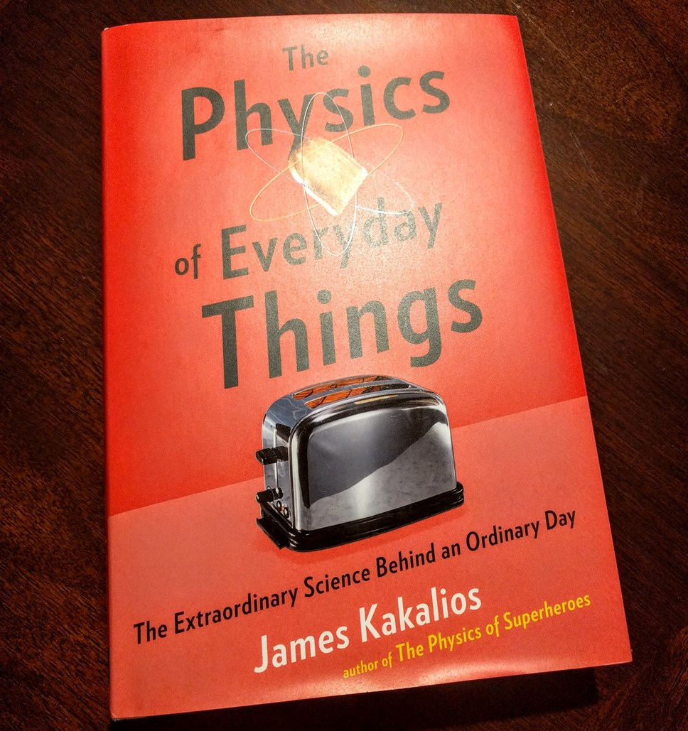 Book Review: The Physics of Everyday Things - Pure Geekery